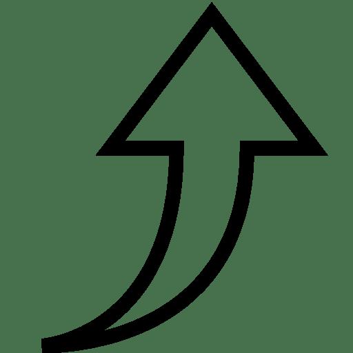 Arrows Up 2 icon
