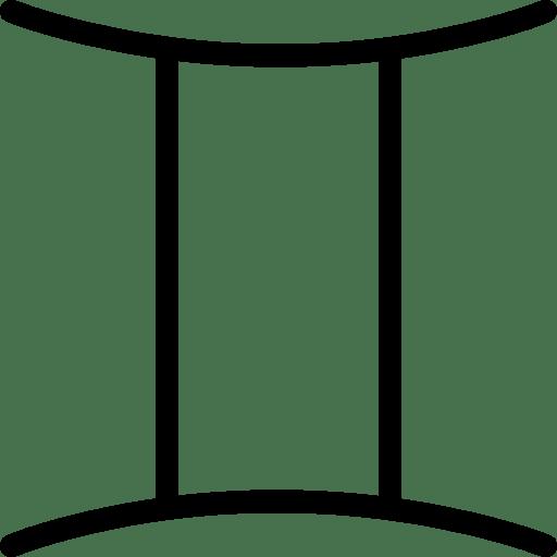 Astrology-Gemini icon
