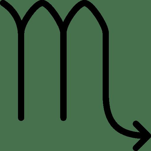 Astrology-Scorpio icon
