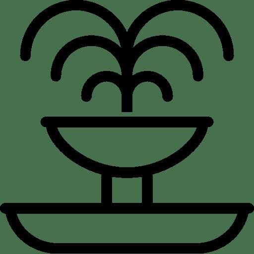 City Fountain icon