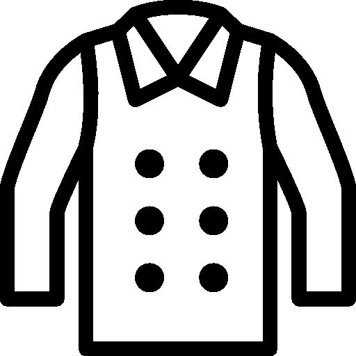 Clothing-Coat icon