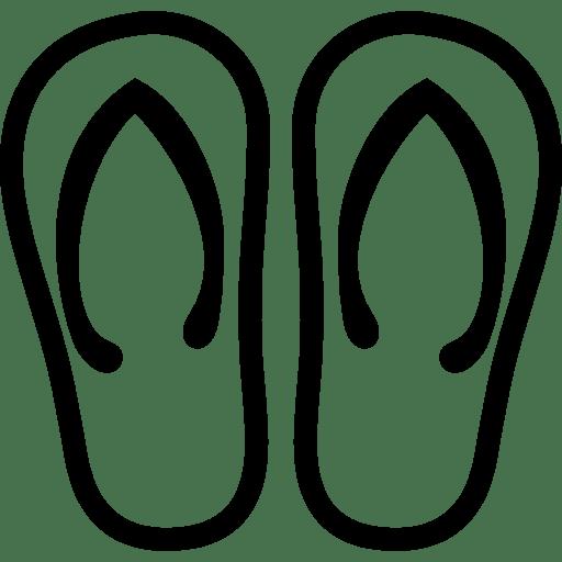 Clothing-Flip-Flops icon