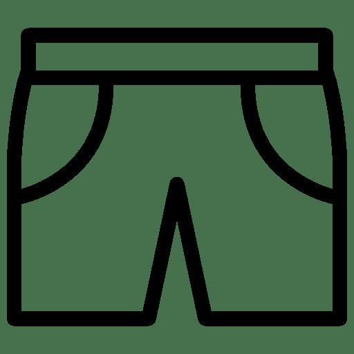 Clothing-Shorts icon