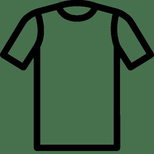 Clothing-T-Shirt icon