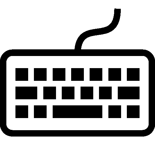 Computer-Hardware-Keyboard icon