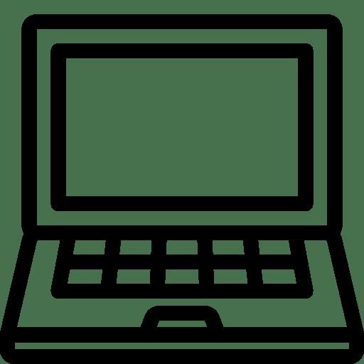 Computer Hardware Laptop icon