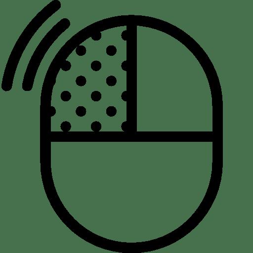 Computer-Hardware-Left-Click icon