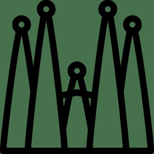 Cultures Sagrada Familia icon