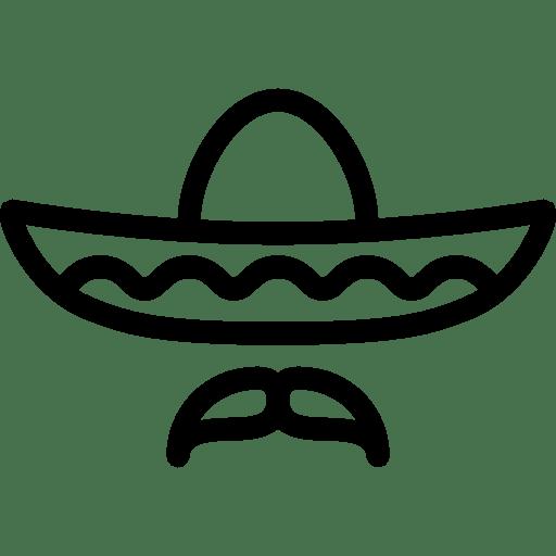 Cultures-Sombrero icon