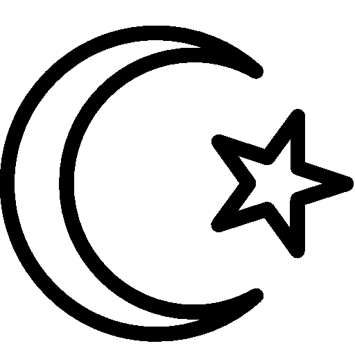 Cultures Star Crescent icon
