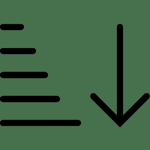 Data-Generic-Sorting-2 icon