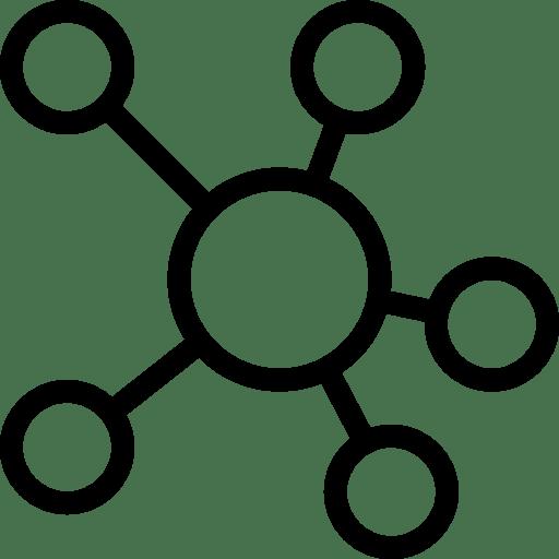 Data-Mind-Map icon