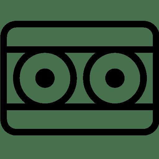 Data Tape Drive icon
