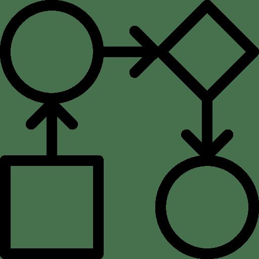 Data-Workflow icon