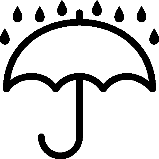 Ecommerce Keep Dry icon