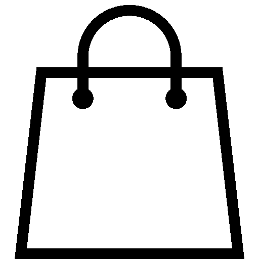 Ecommerce Shopping Bag Icon | iOS 7 Iconset | Icons8
