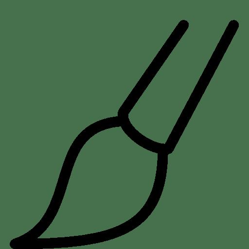Editing-Brush icon
