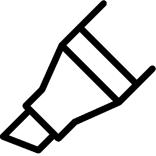 Editing-Chisel-Tip-Marker icon