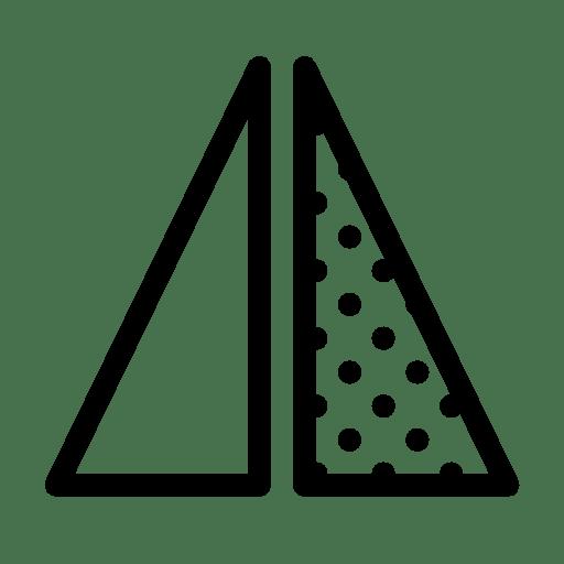 Editing Flip Horizontal icon