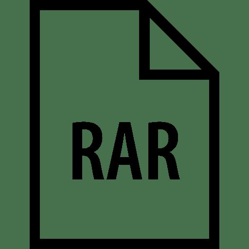 Files Rar icon