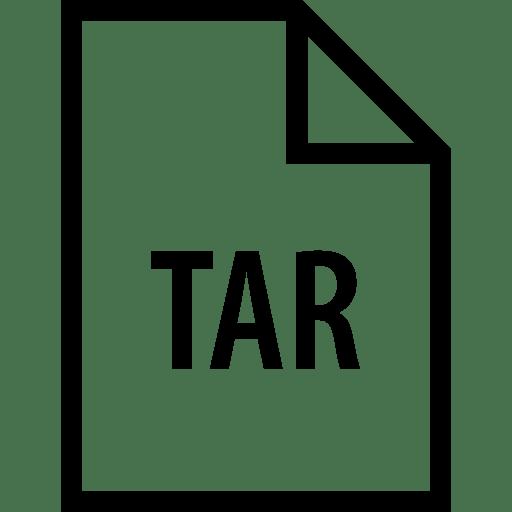 Files Tar icon