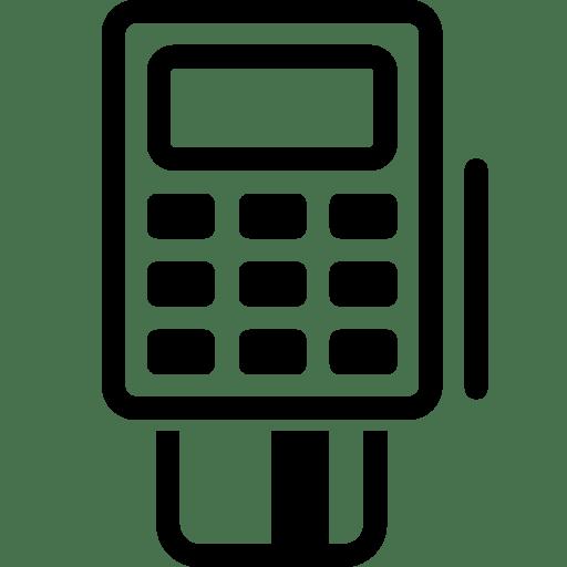 Finance-Pos-Terminal icon