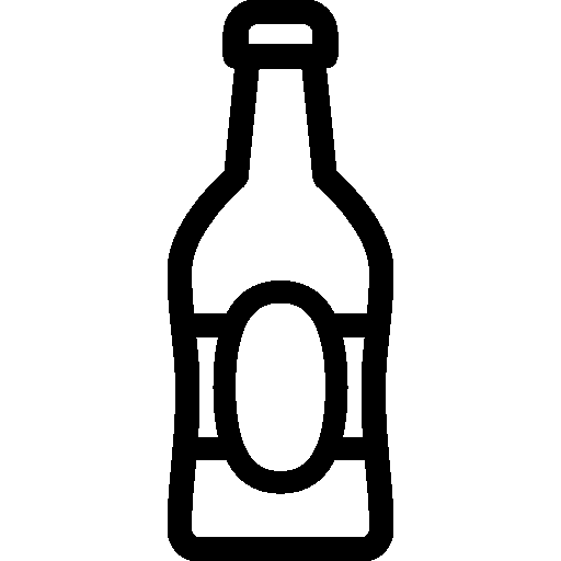 Food Beer Bottle icon