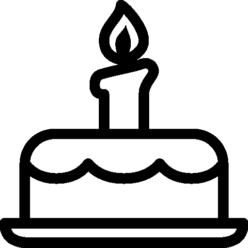 Food Birthday Cake icon