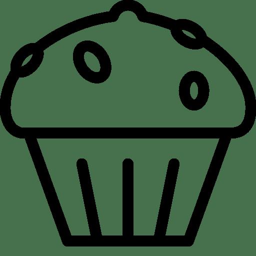 Food Cupcake icon