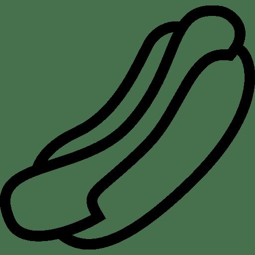 Food-Hot-Dog icon