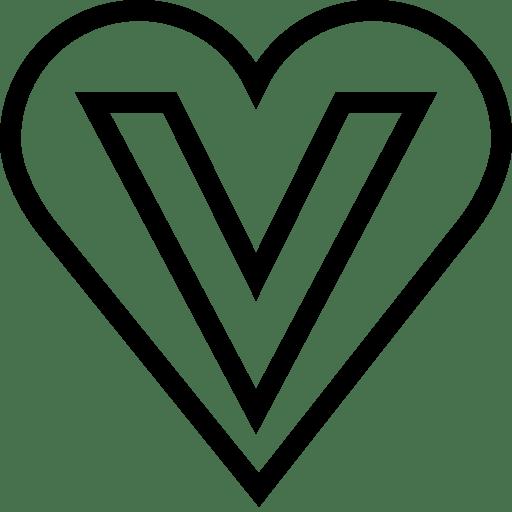 Food Vegan Symbol icon