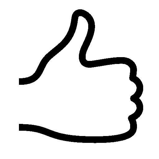 Hands-Thumb-Up icon