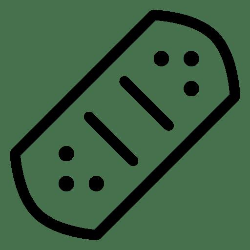 Healthcare-Bandage icon