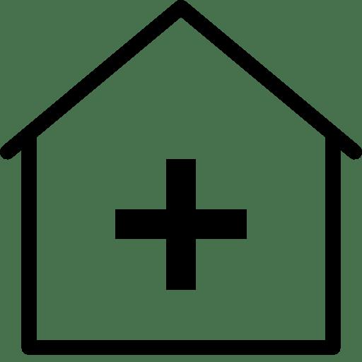 Healthcare Clinic icon