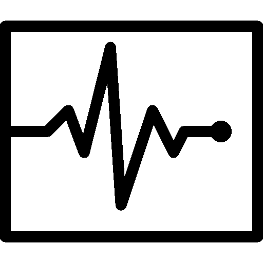 Healthcare Heart Monitor icon