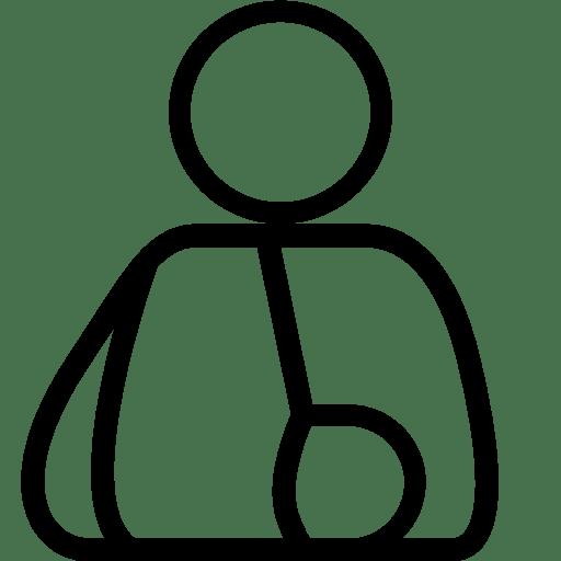 Healthcare-Triangular-Bandage icon