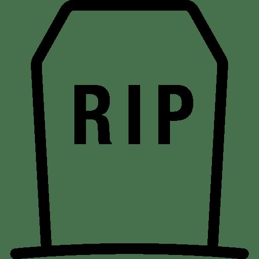 Holidays-Headstone icon