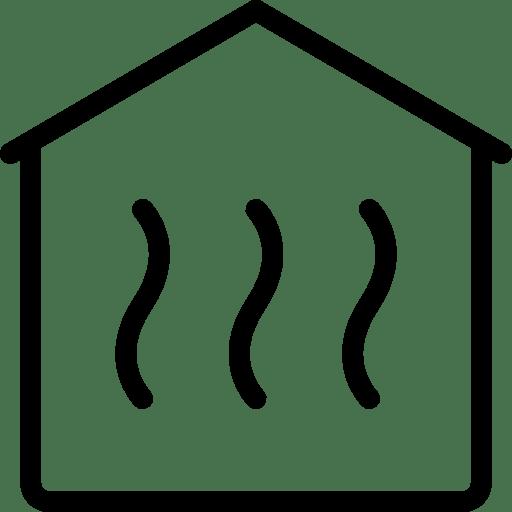 Household-Heating-Room icon