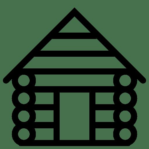 Household-Log-Cabin icon