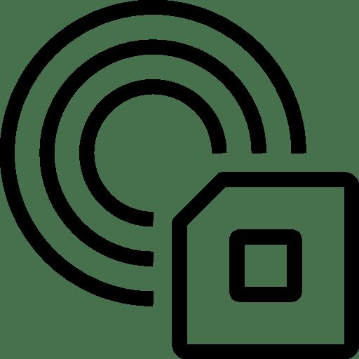 Industry Rfid Sensor icon