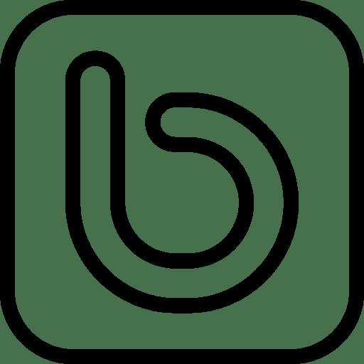 Logos-Bebo icon