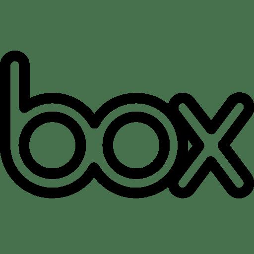 Logos-Box-Logo-Copyrighted icon
