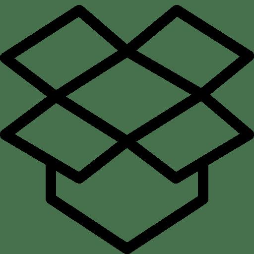 Logos-Dropbox-Copyrighted icon