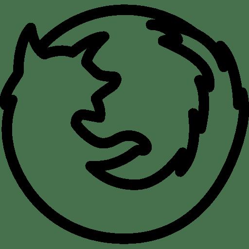 Logos Firefox Copyrighted icon