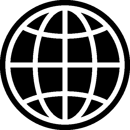 Maps Globe Filled icon