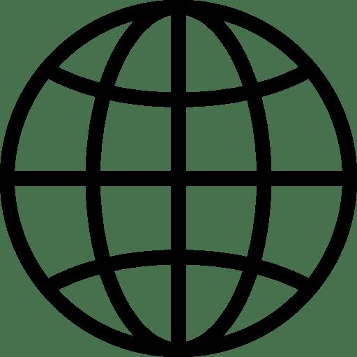 Maps-Globe icon