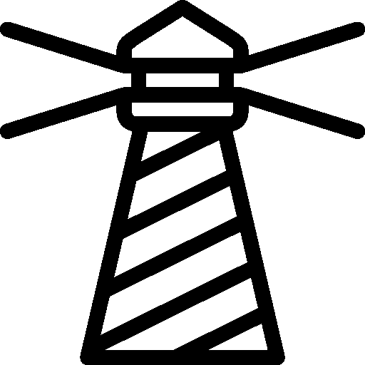 Maps Lighthouse icon