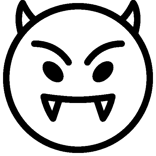 Messaging-Devil icon