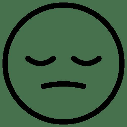 Messaging Sleeping icon