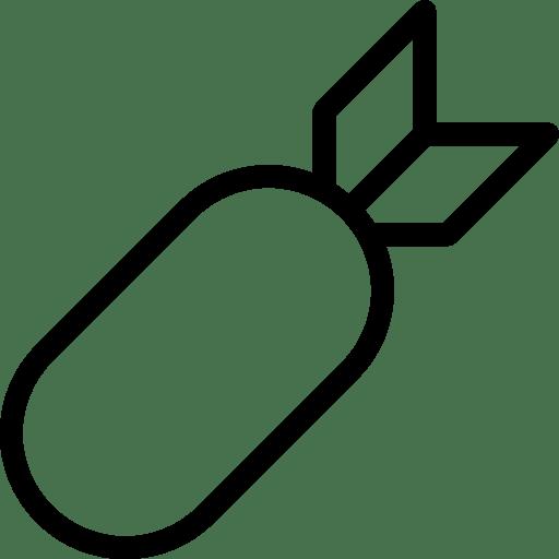 Military-Bomb icon